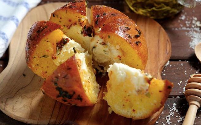 Elevated Garlic Bread 3
